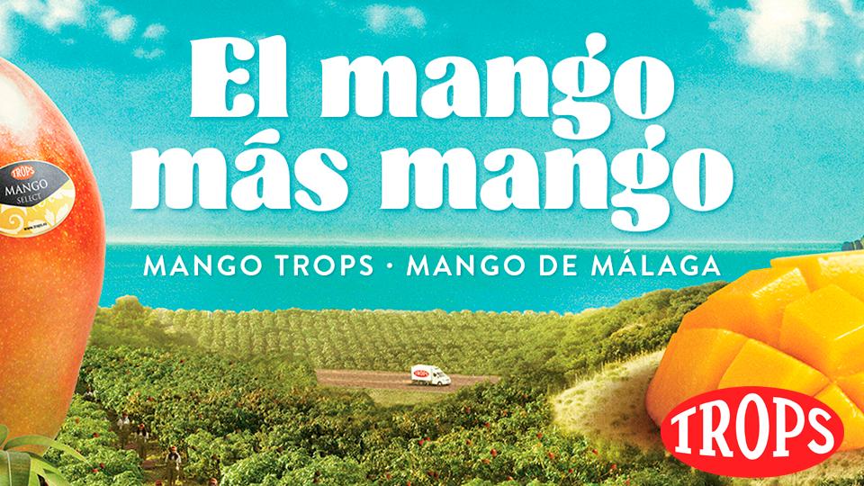 """""""El mango más mango"""" – Mango TROPS"""